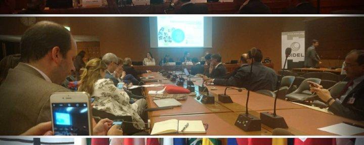 Actividades Jornada Ginebra