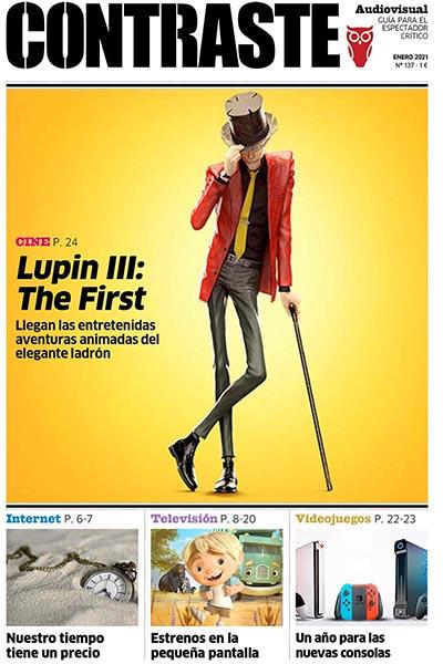 FAAM revista portada Contraste enero 2021